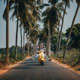 Touren op de waddeneilanden